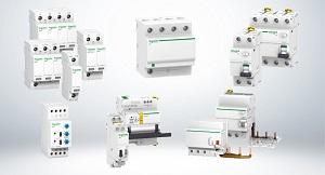 Bloc modulaires sur rail Vigi , Interrupteur différentiel ID , contacteur CT, télérupteur TL