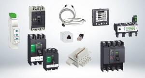 Disjoncteurs forte puissance (boitier moulé et ouvert)